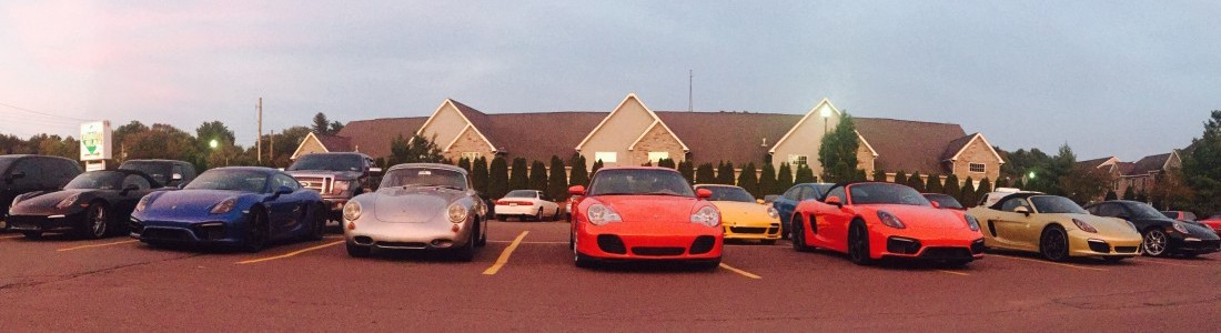 Pocono region pca zone 2 porsche club of america for Wyoming valley motors used cars