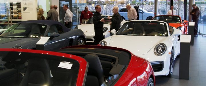 Wyoming Valley Porsche Open House
